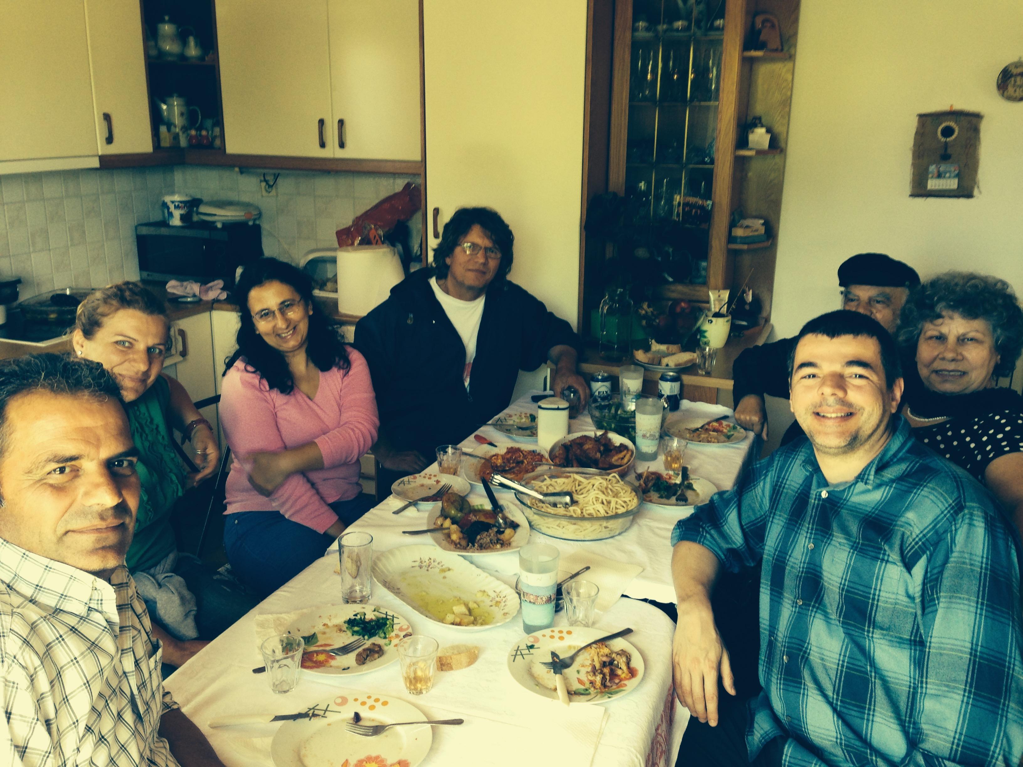 アンドレアスの家族