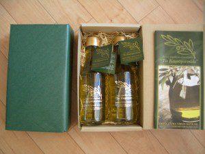 「カラマノリ グリーン」200ml×2本ギフトセット
