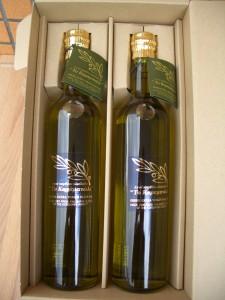 「カラマノリ グリーン」500ml×2本ギフトセット