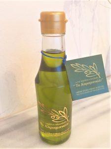 ギリシャ産 エクストラバージンオリーブオイル 「カラマノリ グリーン」200ml
