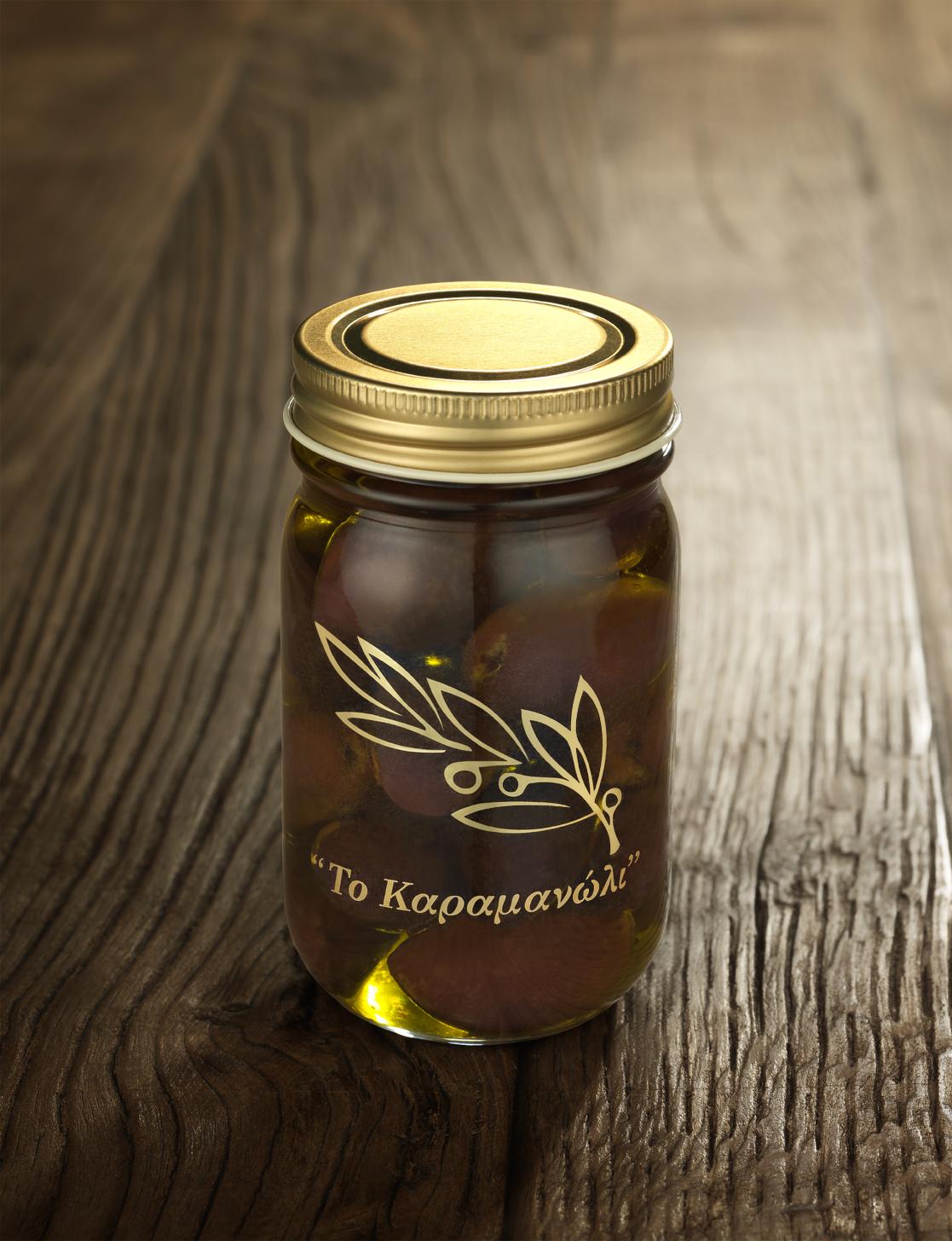 ギリシャ カラマタ産無農薬コロネイキ種オリーブの実「カラマノリ オリーブペースト」