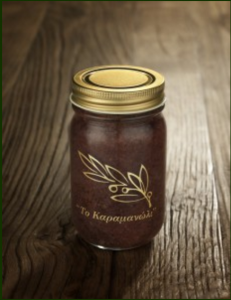 ギリシャ カラマタ産無農薬コロネイキ種オリーブの実「カラマノリ オリーブ」