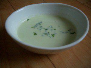 えだまめスープ
